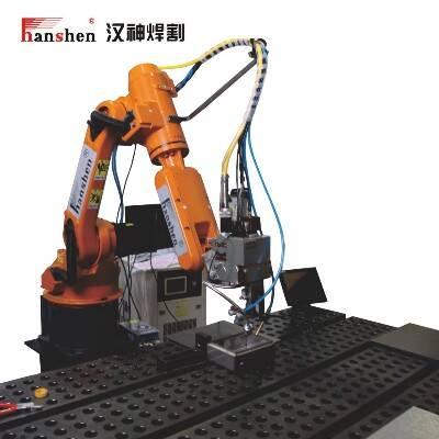 机器人光纤激光焊接机