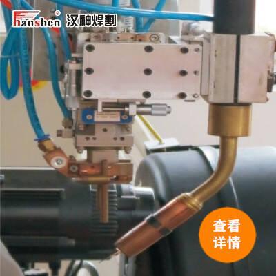 激光复合智能焊接装备