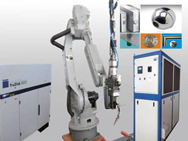 机器人-激光焊接机