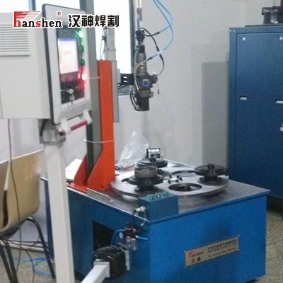 离合器激光焊接专机