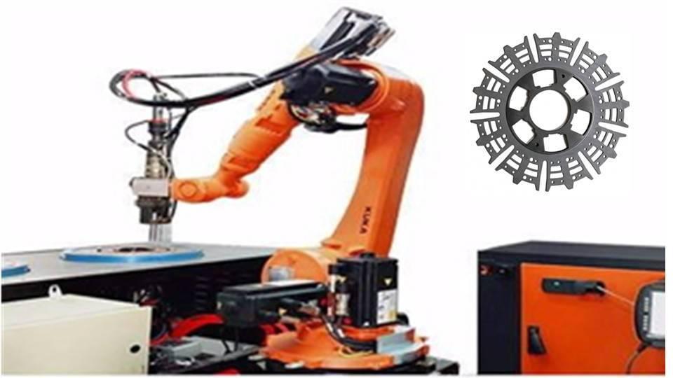 无锡市正隆祥机械制造有限公司-汽车驱动盘机器人焊接设备