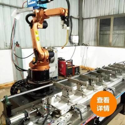 铝膜板自动化焊接工作站